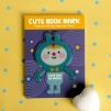 Закладка Funny bookmark | girl