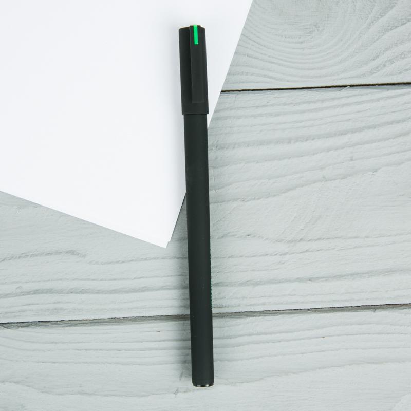 868cffb59644 Ручка гелевая Black mark   зеленая - Интернет магазин Zakka.ru